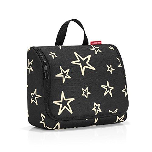 reisenthel toiletbag XL stars Maße: 28 x 25 x 10 cm / Maße: 28 x 59 x 9 cm expanded / Volumen: 4 l