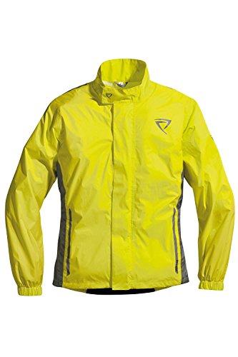 Difi GLASGOW AEROTEX/® Motorradjacke Retro Farbe schwarz Gr/ö/ße XL