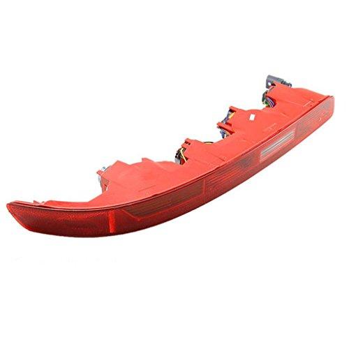 Floridivy Pare-Chocs arrière Feu de recul Phares antibrouillard Lampe arrière Gauche côté Droit pour Q7 2009-2015 4L0945095 4L0945096 côté Droit