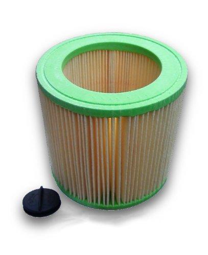 Kallefornia® Kallefornia® Filtre Kallefornia K715 compatible avec power plus POWx 321 rond Cartouche filtre filtre