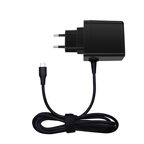 Delippo 15V 3A,20V 2.25A 45W Type C Wall Charger USB C AC Adapter For HP Pavilion x2 10-n1xx, Pavilion x2 10-n0xx Specter 360,Specter Pro 13 Elite x2 815049-001 A045R031L TPN-CA01
