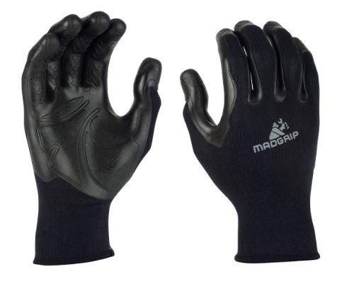 MadGrip F50 Pro Palm Handschuhe, Schwarz, Größe L/XL