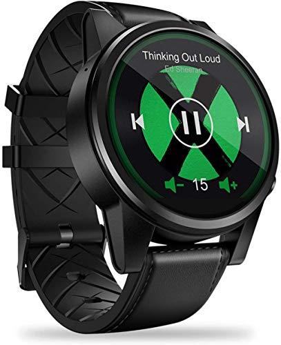 4 Pro Android 7.1 4G SIM Smart Watch GPS Wifi 16G ROM Bluetooth 4.0 Quad Core Hombres s Reloj de teléfono Llamada de Frecuencia Cardíaca Detección Cámara Reloj