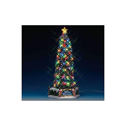 Lemax New Majestic Christmas Tree Figurine, Multi-Colored