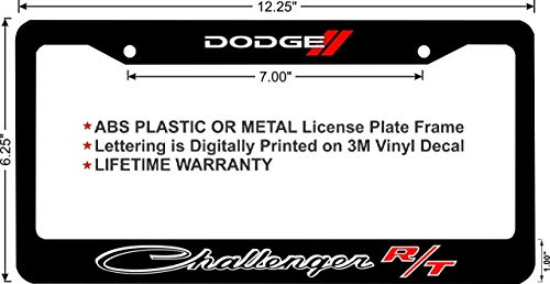 rt license plate frame - 5