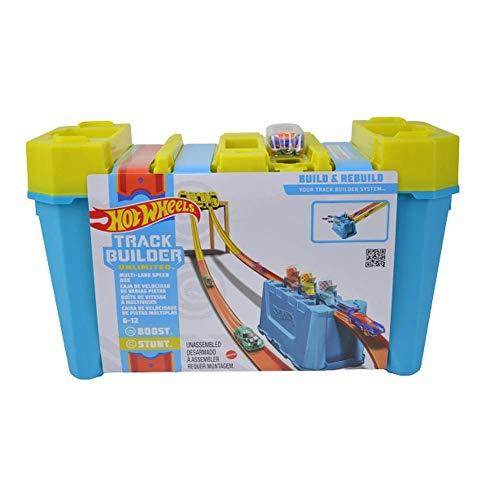Hot Wheels Track And Builder Caixa de Velocidade - Mattel