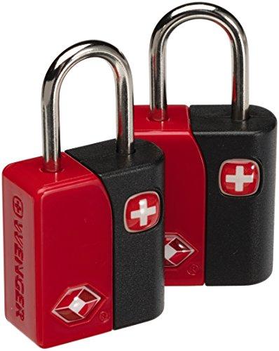 Wenger Lucchetti per valigie WE6071-RE Rosso