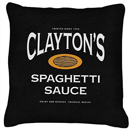 Claytons Spaghetti Saus Se7en Kussen