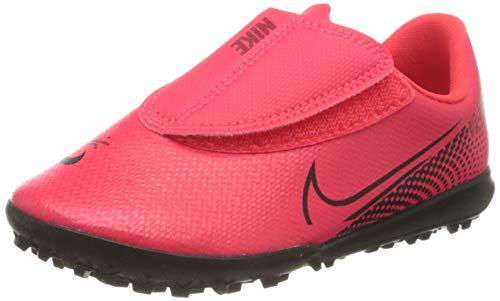 Nike Unisex Vapor 13 Club Tf Ps (V) Fußballschuh, rot, 28.5 EU