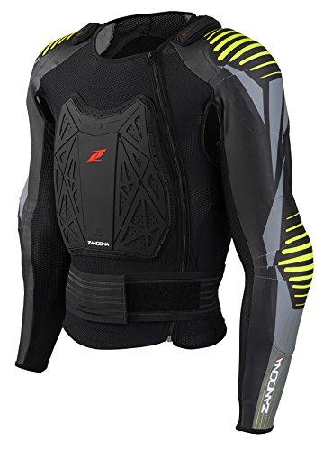Zandona 5727L zachte actieve jas voor volwassenen, 170-179 cm, groot