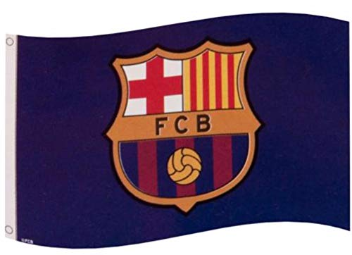 F.C. Barcelona bandera CC