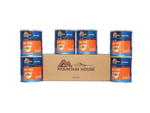 Mountain House Beef Stew - 4 Pack