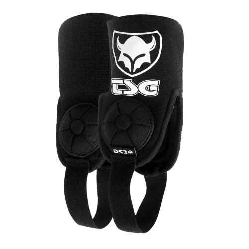 TSG Knöchelschutz Single Ankle-Guard cam, black, L/XL