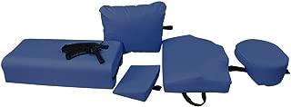 Oakworks 59224-T17 Side Lying Positioning System, Sapphire Upholstery