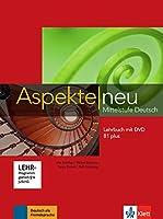Aspekte neu: Lehrbuch B1 plus mit DVD