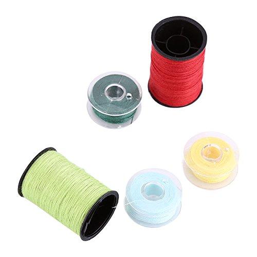 Kit de costura para el hogar, tijeras de hilo de dedal, accesorios de costura, juego de agujas para uso en casa