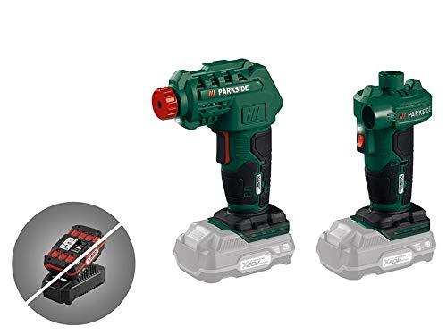 PARKSIDE Akku-Parkside Akku Kompressor PAK 20-Li B2/ Luftpumpe PALP 20-LI B2 X-20-V Team Serie (ohne Akku/Ladegerät
