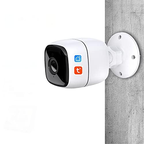 Tuya Smart WiFi Cámara De Seguridad Cámara Impermeable Al Aire Libre Red Cámara Inalámbrica Cámara De Videovigilancia Cámara IP