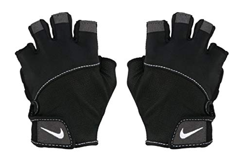 NIKE Women Elemental Fitness Gloves Guantes, Mujer, Negro (Negro), L