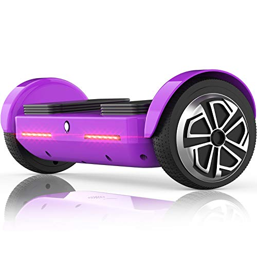 Why Should You Buy OXA Hoverboard - UL2272 Certified Self Balancing Scooter, 20 Lithium Batteries (1...