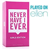 Never Have I Ever   Girl's Edition Ages 17+   Adult Party Game