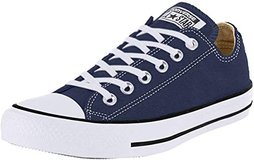 Converse Chuck Taylor All Star Ox, Zapatillas Unisex-Adulto, Blue, 45 EU