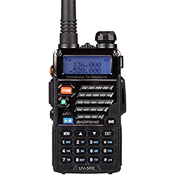 BAOFENG BaoFeng BF-UV-5RE Radio Two Way Radio