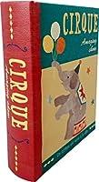丸和貿易 ブックボックス CIRQUE 400810100 サイズ:約W16 D4.5 H20