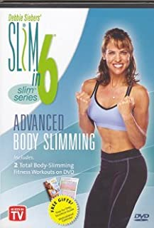 Advanced Body Slimming: 2 Total Body-Slimming Fitness Workouts