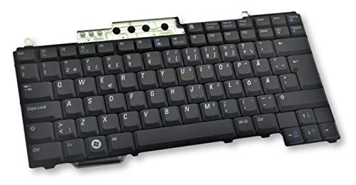 Dell Latitude D531 schwedische Finnische Tastatur YK100