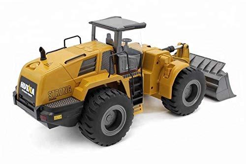 RC Auto kaufen Spielzeug Bild 4: Huina CY1583 RC Constuction, Gelb*