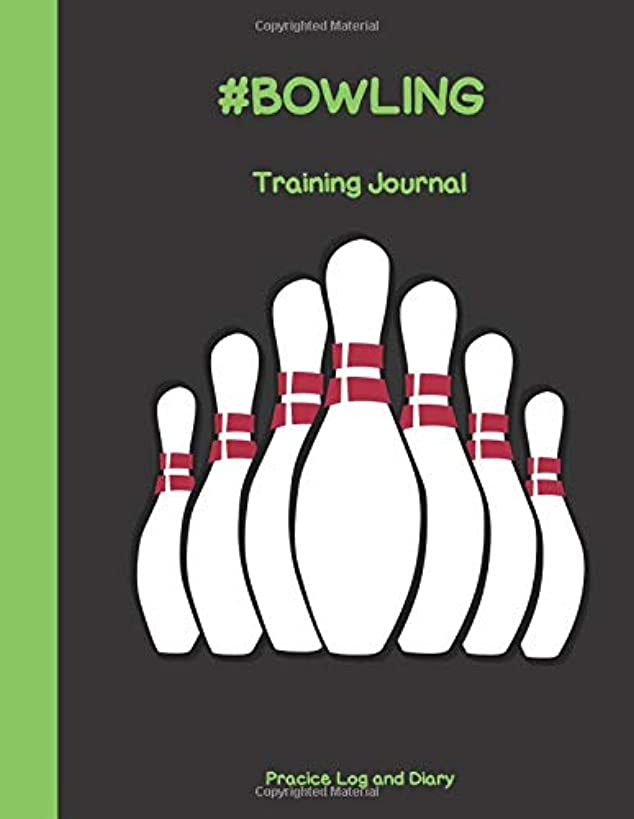 #BOWLING: A Bowling Journal: Keep Score And Improve