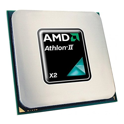 AMD - Procesador CPU Athlon II X2 215 (2,7 GHz, 1 MB, ADX2150CK22GQ, Socket AM2+.