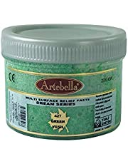 Artebella MSR427 Rölyef Pasta Dream Serisi Yeşil