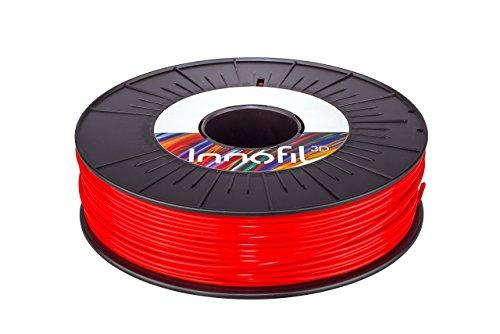 Innofil PLA Filament für 3D Drucker (1.75mm) red