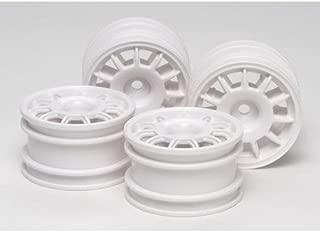 Tamiya America, Inc 11 Spoke Racing Wheels (4): M-Chassis, TAM51394