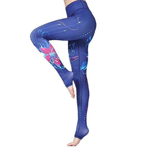 Leggings sin Costuras de Yoga para Mujer, Pantalones de Yoga para Correr, Cintura Alta, Control de Abdomen, Push Up, Leggings Deportivos, Ropa Deportiva para Gimnasio, púrpura