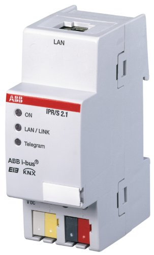 ABB USB/S2.1 EIB/KNX - Router IP, MDRC