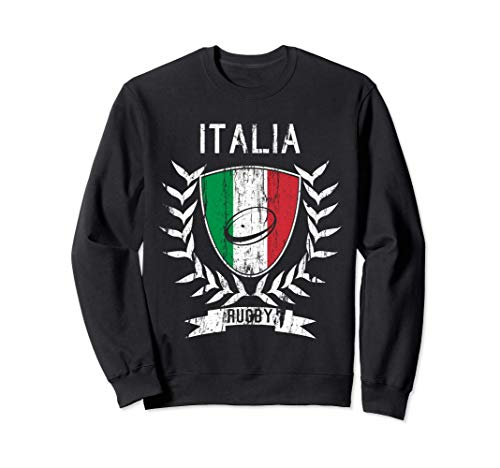 Maglia da rugby Italia 2021 Italia rugby Felpa
