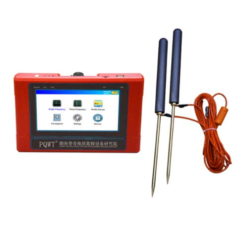 Easy Operation And High Accuracy Of Fresh Result Well Water Detector PQWT-TC150