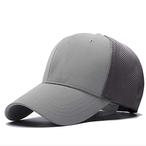 YSDNI Sommer-Breathable Mesh-Baseballmütze Sport, Schnelltrocknende Hüte Für Männer