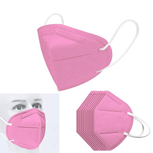 25PC Adult 𝓶𝓪𝓼𝓴 5-Layer High-Density Disposable Mẵsk , Individual Package Women Men Mouth Covering, Face_Mask for Coronàvịrụs Protectịon, Home Outdoor Face 𝓶𝓪𝓼𝓴