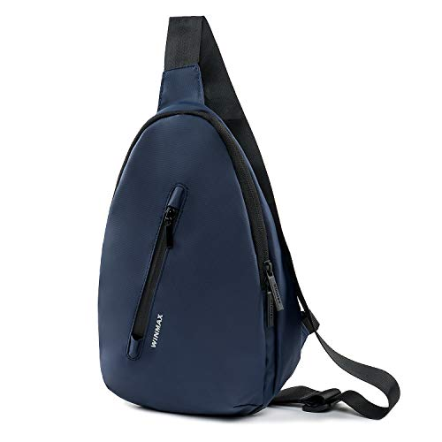 Winmax - Mochila Casual Dark Blue1 Talla única