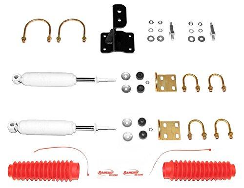 Rancho RS98510 Steering Damper Kit.