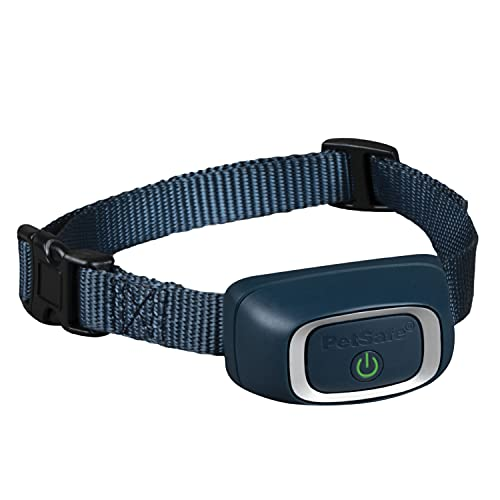 PetSafe Lite Rechargeable Bark Collar for Timid or Little Dogs over 8 lb., 15 Levels of Automatically Adjusting & Light Static Correction - Rechargeable, Waterproof - Reduces Barking and Whining