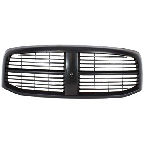 OE Replacement Dodge Pickup Grille Assembly (Partslink Number CH1200280)