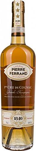 PIERRE FERRAND - 1840 Original Formula - 45 % Alcool - Origine : Poitou-Charentes - Bouteille 70 cl (Wine)