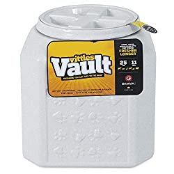 Gamma 2 Vittles Vault Outback 25 lb Airtight Pet Food Storage Container