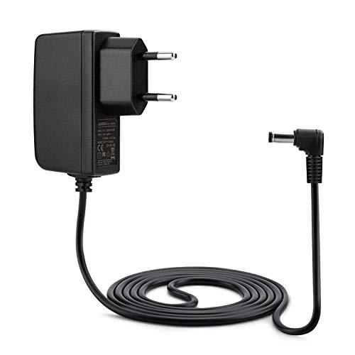 Aukru 12V 1A Ladegerät Netzteil kompatibel mit Bose SoundLink Mini 1 - Ladeadapter für tragbare Bose SoundLink Mini-Lautsprecher Schwarz