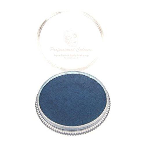 Aqua - Maquillage metallicblau 30g